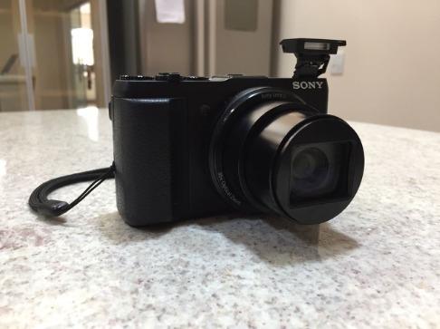 Câmera Semi Profissional Sony Disc Hx-60v