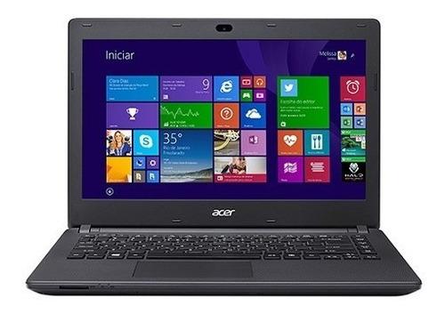 Imagem 1 de 9 de Notebook Usado, Acer Es1, Intel Quadcore, 4gb, 500gb, Win10