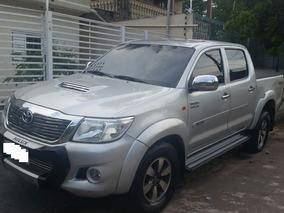 Toyota Hilux 3.0 Sr Cab. Dupla 4x4 4p 171hp