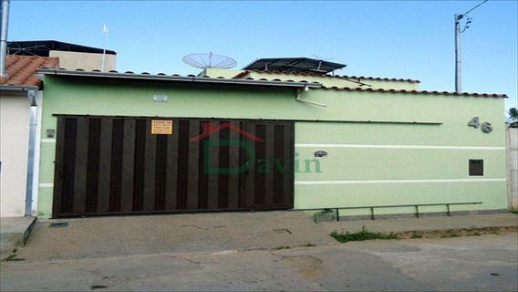 Venda - Casa Na Colônia Do Marçal - 250mil - V168