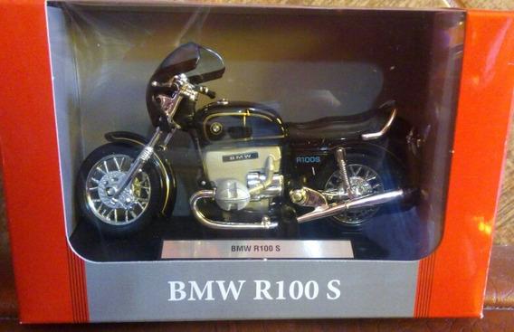 Coleccion Motos De Leyenda Bmw R100s Clarin