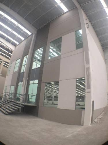 Nave Industrial En Renta. Parque Ind. Benito Juarez. Inrb - Sb