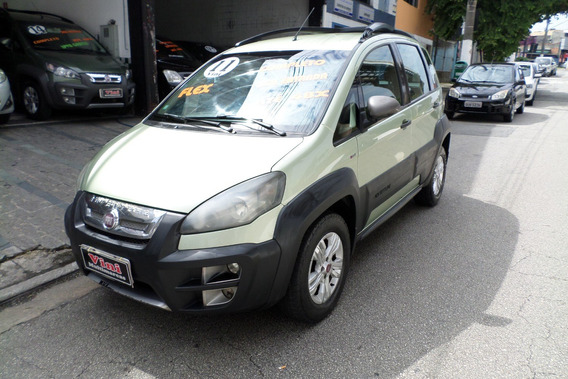 Fiat Idea 1.8 Adventure Flex 5p 2011/2011