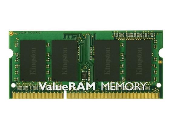 Memoria Ram Kingston 4g 1600 Ddr3 Sodimm Mg