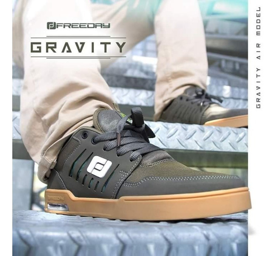 Tenis Freeday Gravity