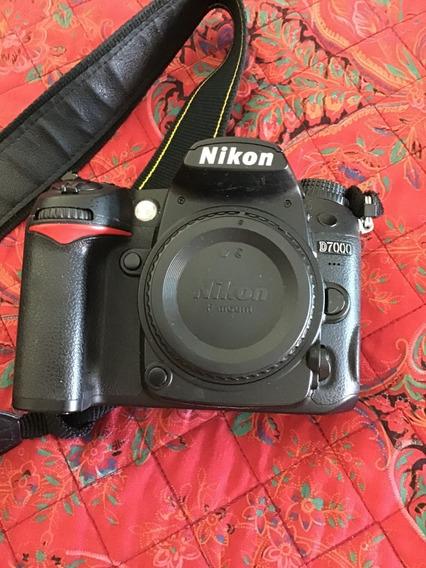 Câmera Fotográfica Nikon D 7000