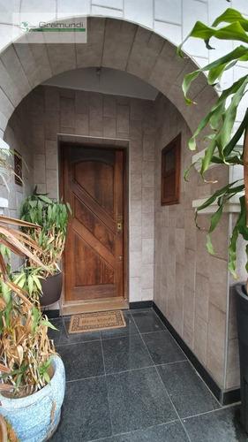 Imagem 1 de 15 de Casa Sobrado Em Ipiranga  -  São Paulo - 7349