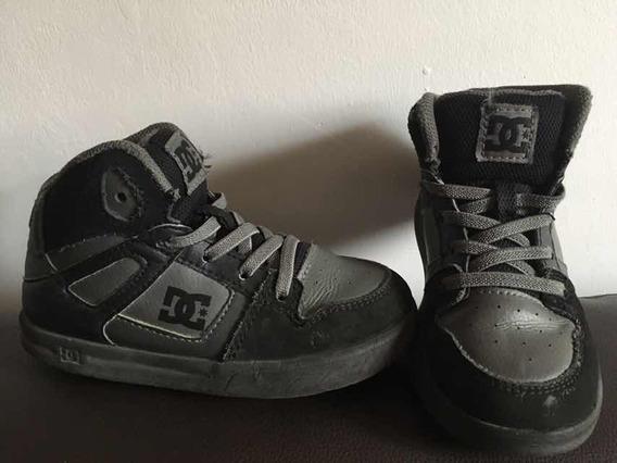 Zapatos Dc Shoes Originales Talla 10 De Niños