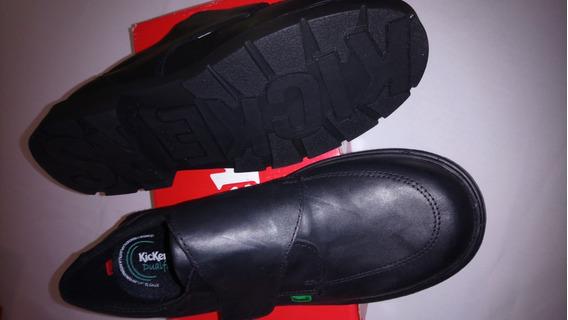 Zapato Kickers Modelo Kool Escolar Ultimopar Enviogratis
