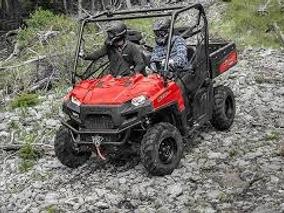 Polaris Ranger 570 Full Size Indy Red Llerandi Polaris