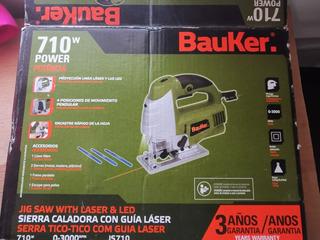 Caladora De Mano Bauker