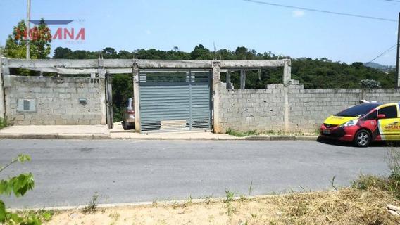Casa Com 4 Dormitórios À Venda, 144 M² Por R$ 285.000 - Vila Leopolis - Franco Da Rocha/sp - Ca0593