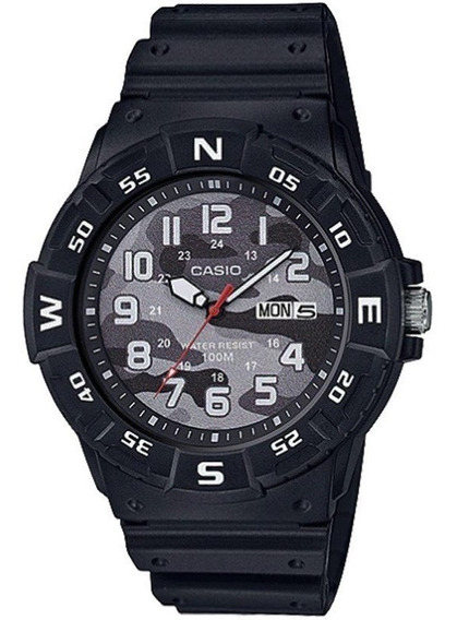 Relógio Casio Masculino Mrw-220hcm-1bvdf