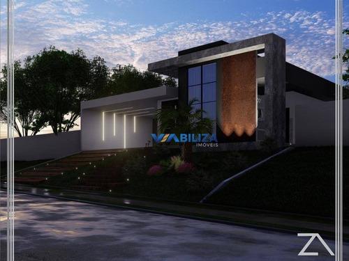 Imagem 1 de 2 de Casa À Venda, 232 M² Por R$ 1.650.000,00 - Res Res Ecologica Atibaia - Atibaia/sp - Ca0342