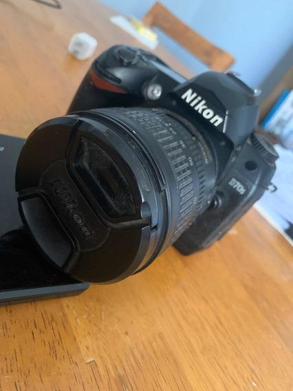 Cámara Fotográfica Nikon D70