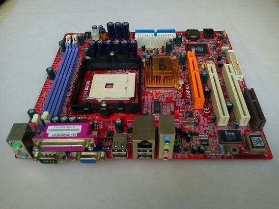 Placa Mãe Amd M871g Socket 754
