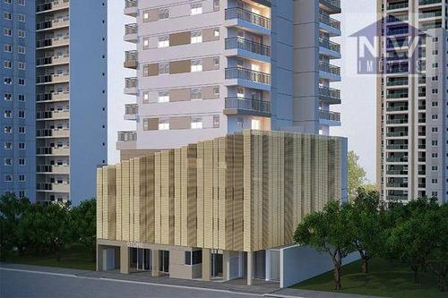 Apartamento Com 2 Dormitórios À Venda, 47 M² Por R$ 660.000,00 - Vila Pompeia - Pompéia/sp - Ap1111