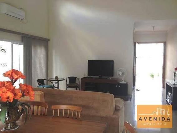 Casa Residencial À Venda, Residencial Athenas, Paulínia. - Ca0637