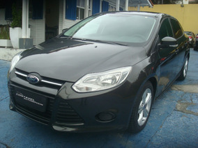 Ford Focus Sedan 2.0 S Flex Aut. 4p
