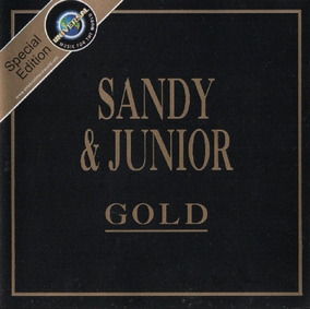 Cd Sandy E Junior Gold Special Edition