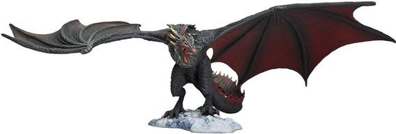 Mcfarlane Toys Game Of Thrones Dragon Deluxe Box, Black
