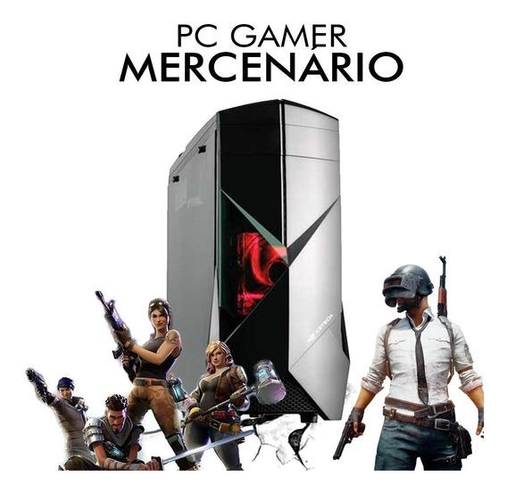 Pc Gamer Mercenario Intel Pentium G5400 Rx 570 4gb, 1tb, 8gb