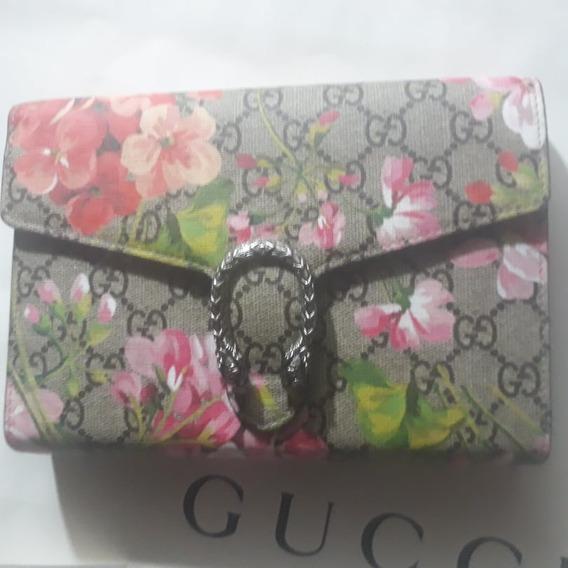 Gucci Dionysus Blooms Print Mini Chain Bag Original !!