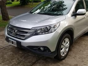 Honda Cr-v 2.4 Ex L At 4wd Unico Dueño