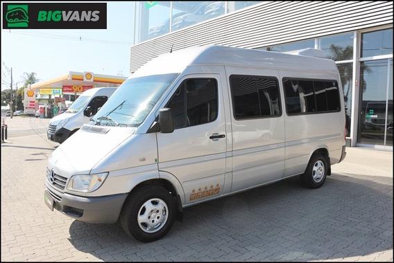 Sprinter 2011 313 Executiva 16l Prata (0143)