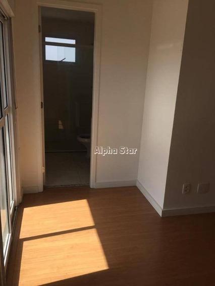 Apartamento Com 3 Dormitórios Para Alugar, 73 M² Por R$ 2.555/mês - Edifício Win - Barueri/sp - Ap1728