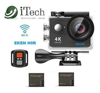 Eken H9r 4k Ultra Disparador Bluetooth Wifi
