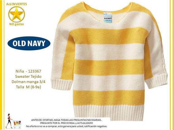 Niñas Blusa Swetters Old Navy Originales