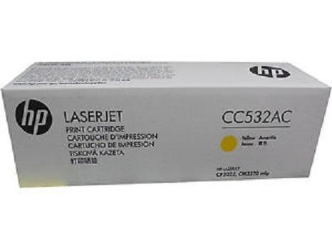 Toner Original Hp Cc532a 304a Amarelo Cp2025 Cm2320 - Com Nf