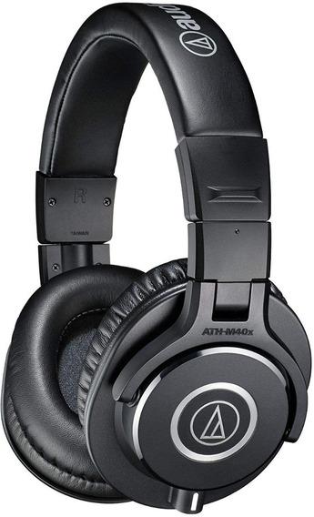 Fone De Ouvido Audio Technica Ath-m40x Promoção Envio 24h