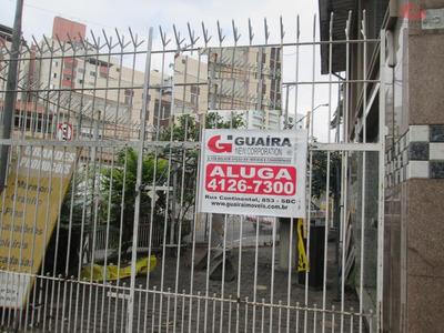 Salão Comercial Para Locação, Rudge Ramos, São Bernardo Do Campo - Sl2025. - Sl2025