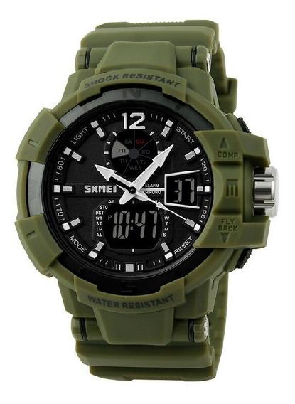 Relógio Esportivo Militar Skmei