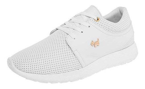 Sneaker Deportivo Caballero Ferrioni Blanco Sint J57957 Udt
