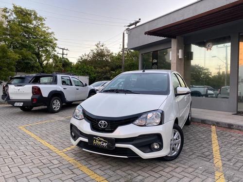 Imagem 1 de 14 de Toyota Etios Toyota Etios X Plus Sedan 1.5 2020/2020