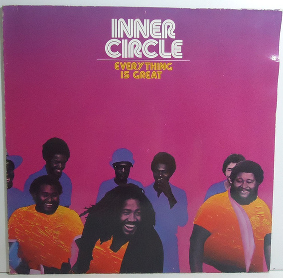 Inner Circle 1979 Everything Is Great Lp Music Machine