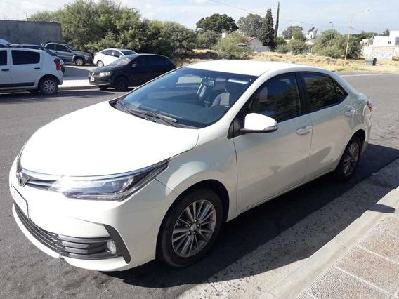Toyota Corolla 2017 1.8 Xei