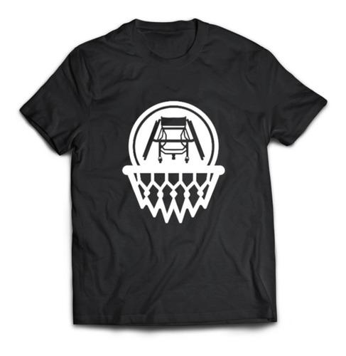Imagen 1 de 1 de Remera Basketball