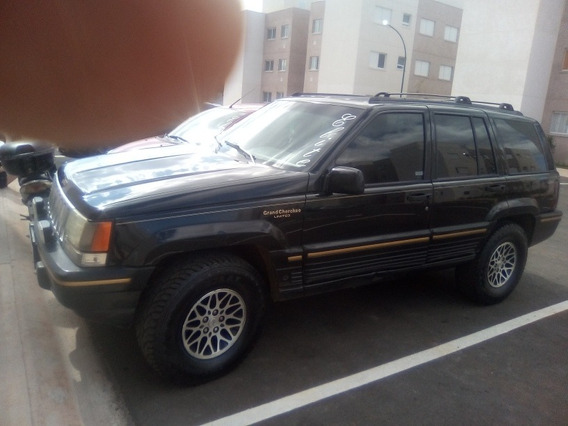 Jeep Grand Cherokee Limited 5.2 V8