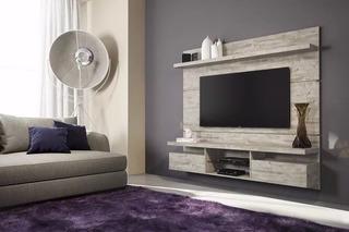 Panel Lcd / Led Tv Rack Modular Hasta Tv 55