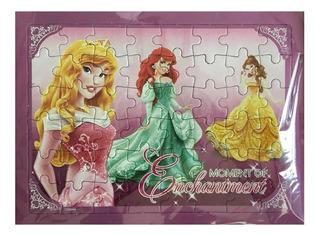 Rompecabezas De Princesas 48 Piezas