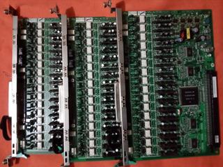 Kx-tda0174 (slc16) Tarjeta 16 Extensiones Unilinea (reparar)