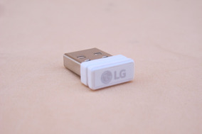 Receptor Dongle Linha All In One Lg V320 V720 Original C/ Nf