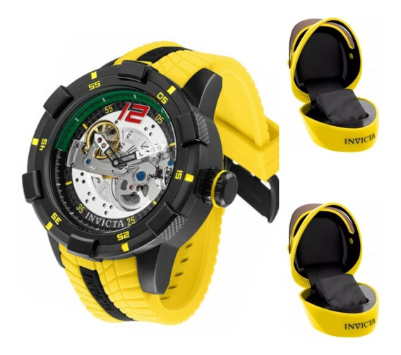 Relógio Invicta Lançamento S1 Rally Capacete Original.
