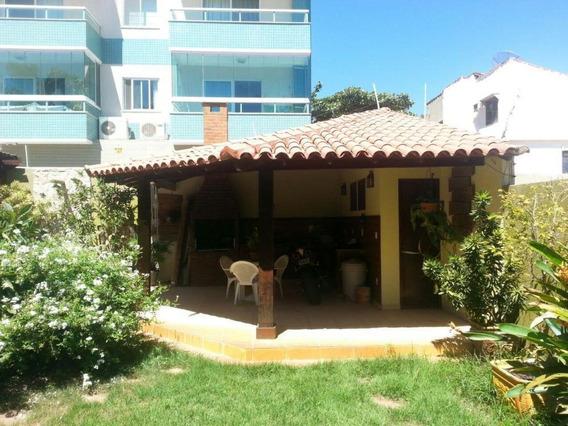 Casa Com 4 Dormitórios À Venda, 430 M² Por R$ 1.800.000,00 - Praia Do Pecado - Macaé/rj - Ca0818