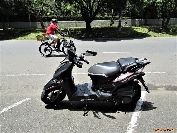 Motos Scooters Kymco Agility 125 en TuCarro