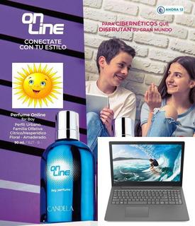 Perfume Masculino Adolescente On Line Boy 1627